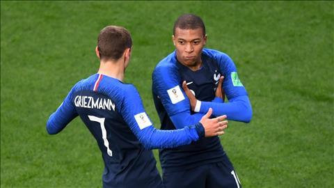Dư âm Pháp 4-2 Croatia: Les Bleus lên đỉnh nhờ cặp đôi hoàn hảo