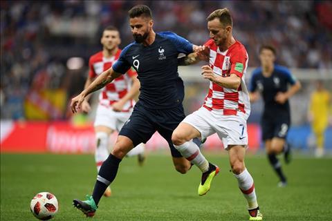 Tiền đạo Giroud nói về World Cup 2018 của đội tuyển Pháp vô địch hình ảnh