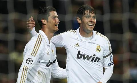 Ronaldo va Kaka