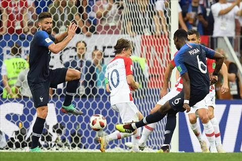 Pháp lên ngôi vô địch: Paul Pogba và màn trình diễn đập tan mọi chỉ trích