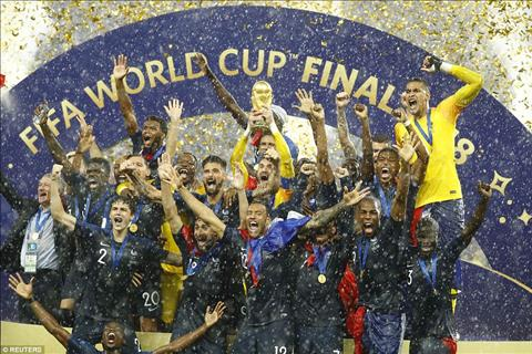 """Bài dự thi """"Ấn tượng World Cup 2018"""": Quà cho nước Pháp"""