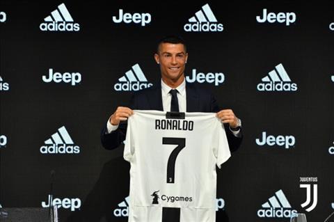 Gia tri thuong mai va thuong hieu cua Ronaldo voi Juventus rat kho co the dong dem.