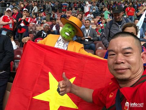 """Bài dự thi """"Ấn tượng World Cup 2018"""": Một kỳ World Cup nhân văn"""