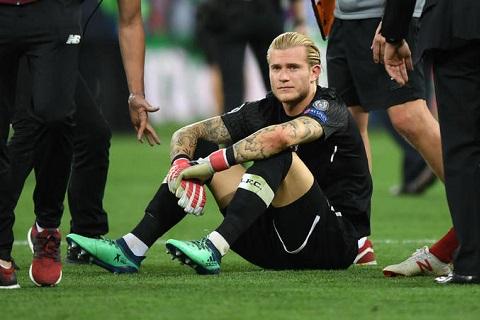 Loris Karius rời Liverpool tới Besiktas hình ảnh
