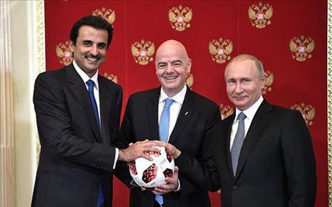 Qatar và World Cup 2022 Kịp không khi chỉ còn bốn năm (Kết) hình ảnh