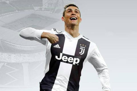 Ronaldo cap ben Turin:  Juve co con la… Juve?