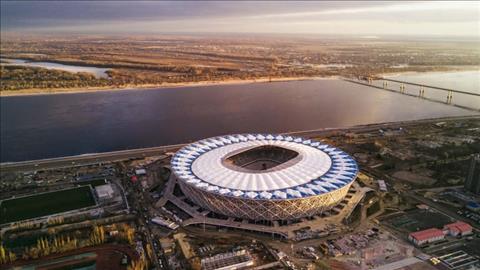 Sân vận động phục vụ World Cup 2018: Gánh nặng của chủ nhà Nga