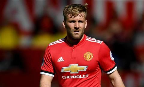 hau ve Luke Shaw