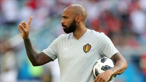 Cực sốc Thierry Henry dẫn dắt Leicester thay Claude Puel hình ảnh