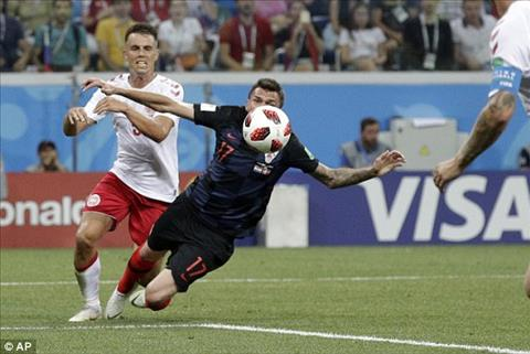 Croatia vs Dan Mach