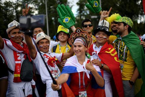 Hình ảnh trận đấu Tây Ban Nha vs Nga vòng 1/8 World Cup ảnh 4