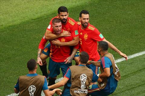 Hình ảnh trận đấu Tây Ban Nha vs Nga vòng 1/8 World Cup ảnh 6