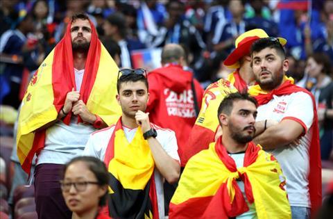 Hình ảnh trận đấu Tây Ban Nha vs Nga vòng 1/8 World Cup ảnh 14