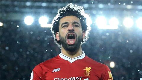 HLV Jurgen Klopp phát biểu về Mohamed Salah hình ảnh