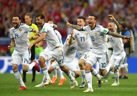 Hình ảnh trận đấu Tây Ban Nha vs Nga vòng 1/8 World Cup ảnh 13