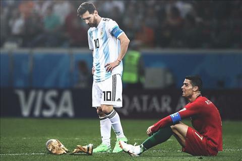 Ronaldo và Messi cùng bị loại Đoạn kết cuộc hành trình hình ảnh 1
