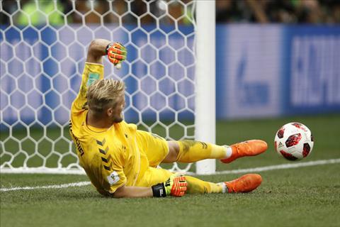 Kasper Schmeichel phát biểu về trận Đan Mạch vs Croatia hình ảnh