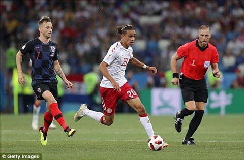 Kết quả Croatia vs Đan Mạch trận đấu vòng 18 World Cup 2018 hình ảnh 3