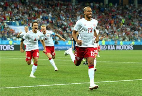 Kết quả Croatia vs Đan Mạch trận đấu vòng 18 World Cup 2018 hình ảnh 2