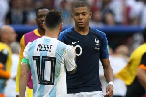 Ronaldo và Messi cùng bị loại Đoạn kết cuộc hành trình hình ảnh 4