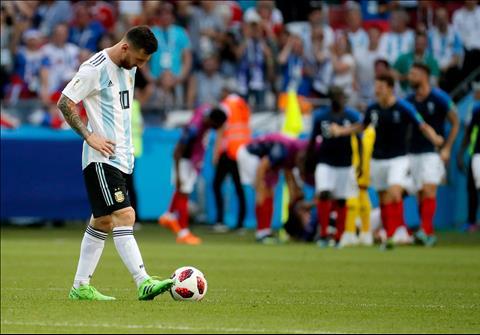 Bài dự thi Ấn tượng WC Messi- Chẳng phải là đấng cứu thế trong sự cuồng si của người hâm mộ! hình ảnh