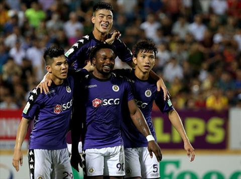 Dư âm vòng 17 V-League Hà Nội tiến sát ngôi vương, HAGL chia điể hình ảnh