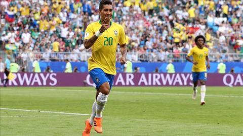 Hạ gục Mexico, Brazil phá kỷ lục của Đức tại World Cup hình ảnh