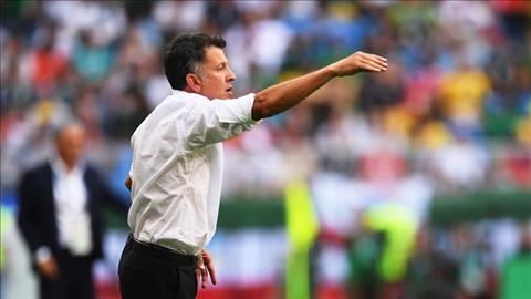 HLV Osorio chỉ ra khác biệt khiến Mexico thua Brazil hình ảnh