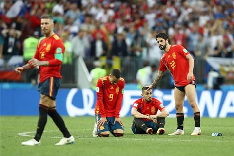 HLV Del Bosque nói về thất bại của TBN ở World Cup 2018 hình ảnh
