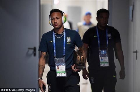 Neymar, ngoi sao duoc ky vong nhieu nhat cua bong da Brazil o thoi diem hien tai