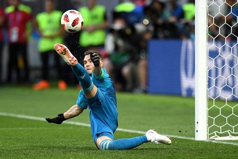 Hình ảnh trận đấu Tây Ban Nha vs Nga vòng 1/8 World Cup ảnh 11