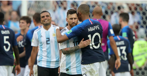 Đội trưởng Pháp tiết lộ điều đặc biệt sau chiến thắng Argentina hình ảnh