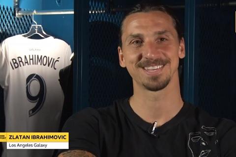 Ibrahimovic phát biểu về MU va nguyên nhân phải ra đi hình ảnh