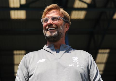 HLV Klopp không quan tâm bị chế nhạo vì Liverpool bạo chi như MU hình ảnh