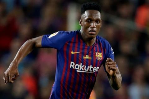 Chuẩn bị bật bãi Barca, Yerry Mina chia sẻ về Messi hình ảnh