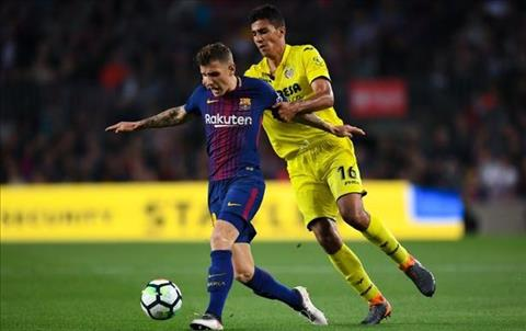 Xác nhận Lucas Digne rời Barca cập bến Everton với giá khủng hình ảnh