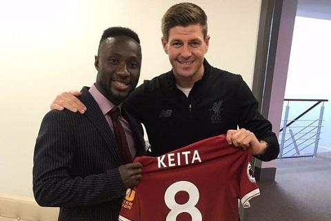 Keita va Gerrard