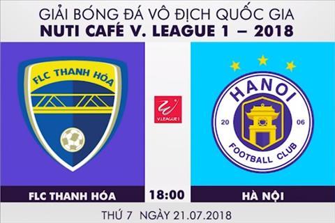 Nhận định Thanh Hóa vs Hà Nội vòng 20 V-League 2018 hình ảnh 4