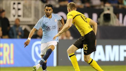Mahrez hài lòng với màn ra mắt Man City hình ảnh