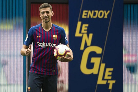 Clement Lenglet chia sẻ về Messi