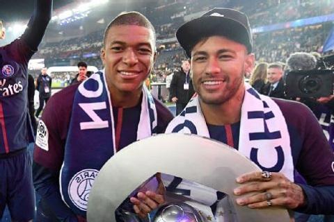 Thomas Tuchel phấn khích về Mbappe và Neymar