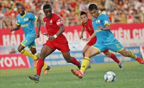 Nhận định Khánh Hòa vs Hải Phòng 17h00 ngày 227 V-League 2018 hình ảnh
