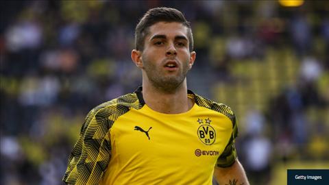 Dortmund sẵn sàng bán Pulisic cho Chelsea nếu hình ảnh 2