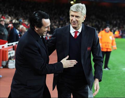 Góc Arsenal Khi Wenger đã làm phúc phải tội với Emery hình ảnh 4