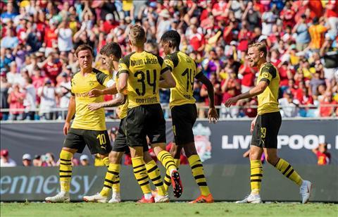Dortmund nguoc dong danh bai Liverpool 3-1