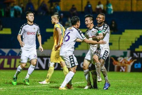 Sau vòng 20 V-League Sự vô đối của Hà Nội hình ảnh