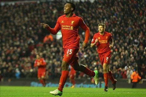 Daniel Sturridge phát biểu về Liverpool hình ảnh