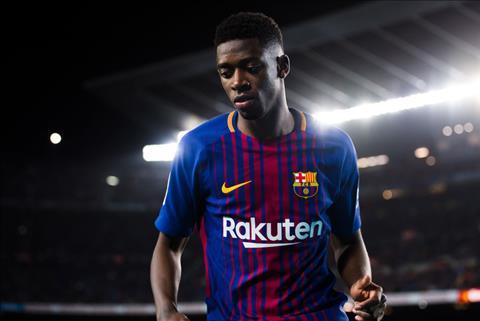 Giám đốc thể thao Barca chốt tương lai Dembele hình ảnh
