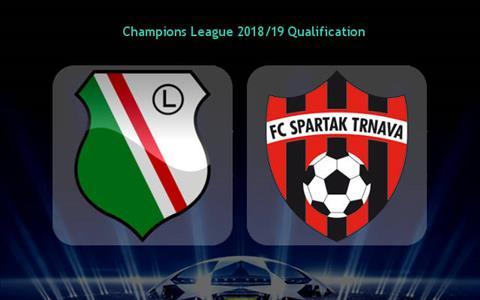 Nhận định Legia Warszawa vs Trnava 02h00 ngày 257 cúp C1 201819 hình ảnh
