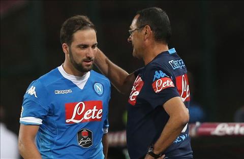 Quan điểm Chelsea nên hết mình vì cuộc tái hợp Sarri và Higuain hình ảnh